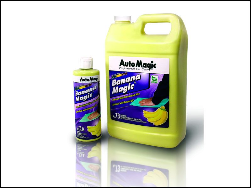 Auto Magic Banana Magic
